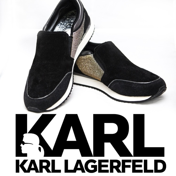2e65eb0f11f Karl Lagerfeld Shoes - Karl Lagerfeld Paris Women s Shoes Giselle Suede